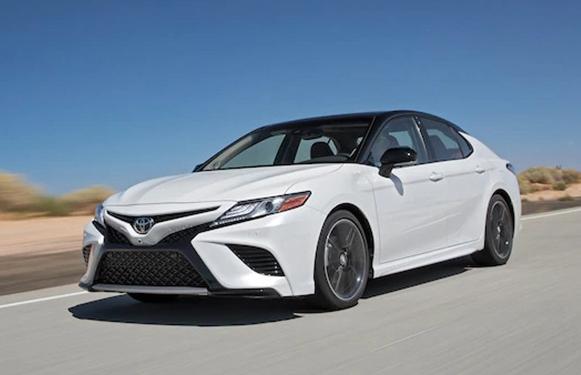 美国2018年最畅销的十大车型 日系占了五席 德系无一上榜