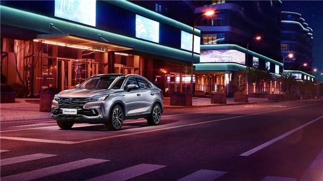 长安首款轿跑SUV CS85 COUPE,14.99——17.19万元预售价超凡质价比
