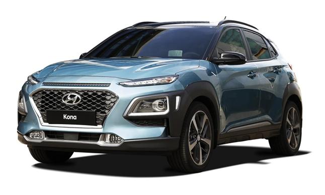 现代汽车KONA(中文名:昂西诺)及其电动版 斩获北美年度汽车大奖