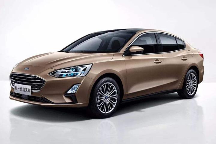 配置更全面,售价12.78万元,全新福克斯新增车型上市