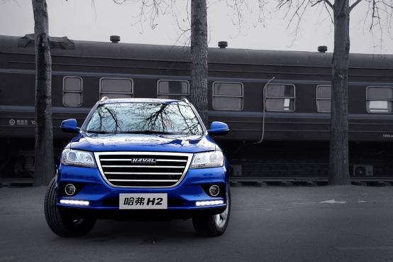 高品质精品小型SUV,哈弗H2值得拥有
