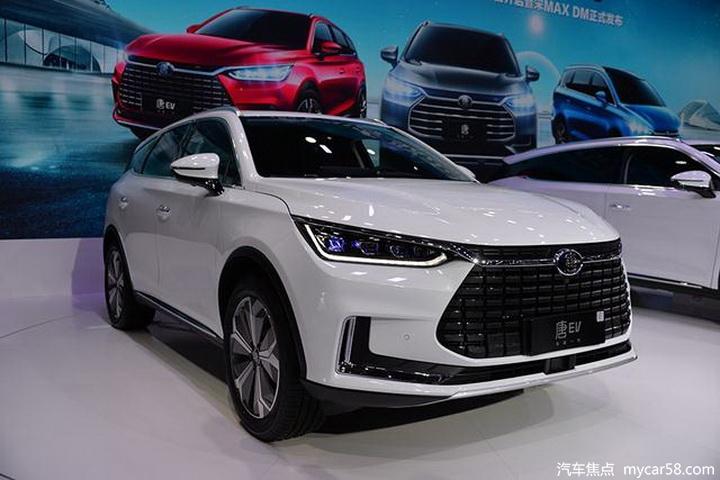 重磅车型集中发布 广州车展成为新能源的秀场?