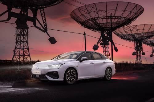 630km续航广汽新能源Aion S将于3月1日预售