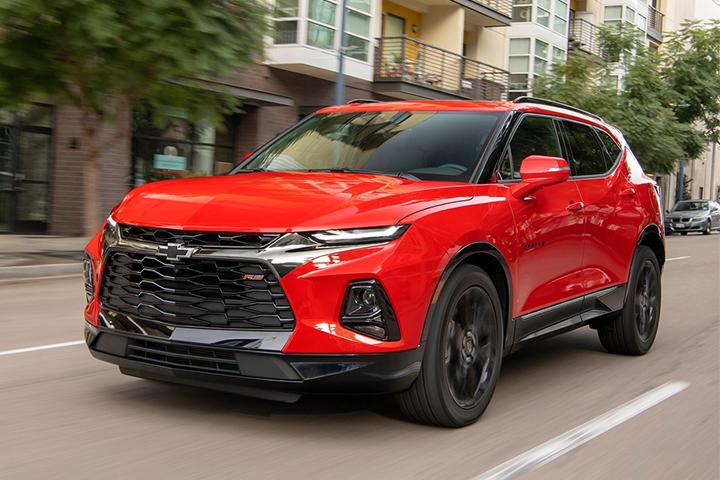 2019款新雪佛兰开拓者快速驾驶|体验报告