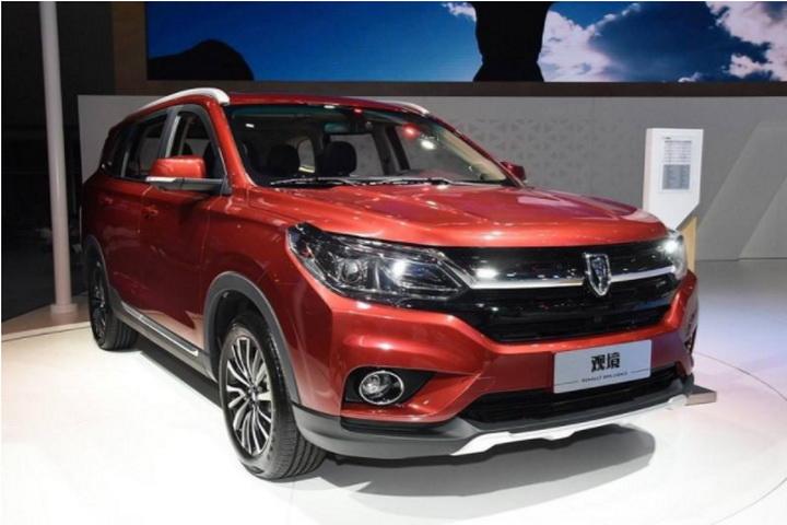 定位7座中型SUV,华晨雷诺观境将于4月2号上市发售