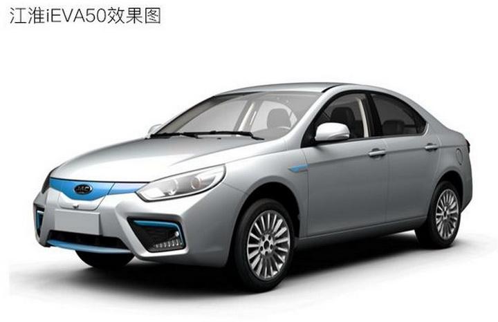 2019年将推十余款新车,江淮新能源发布新产品规划