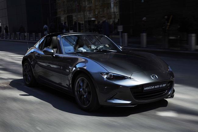 马自达(中国)企业管理有限公司召回部分进口MX-5汽车