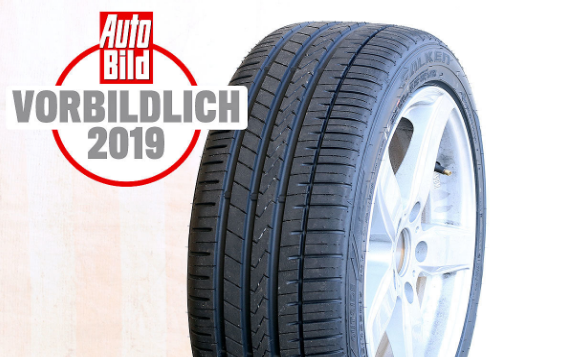 飞劲轮胎受到德国专业媒体高度认可