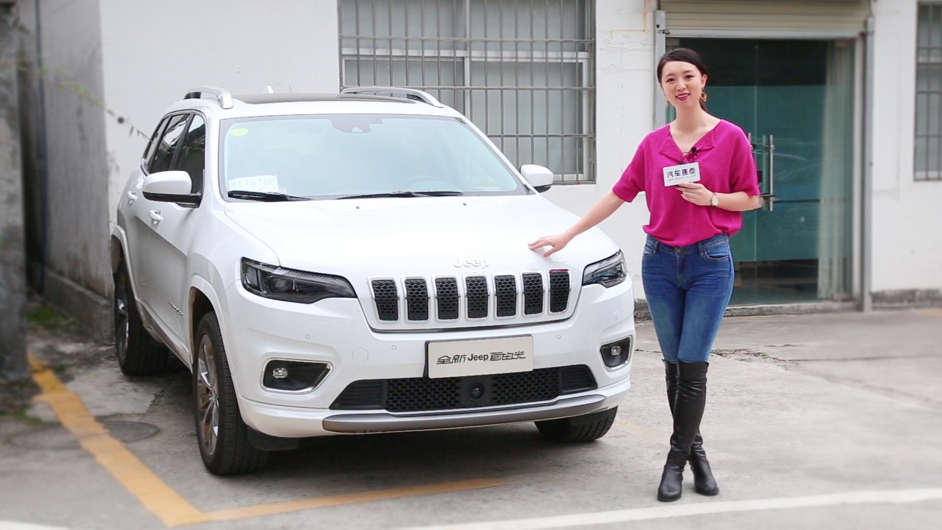 城市里一头豹子!试驾全新Jeep自由光