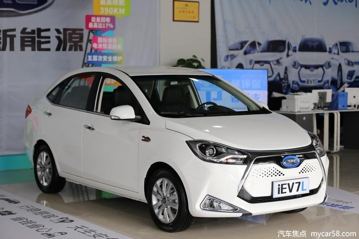 江淮iEV7L领衔,3款实用型家用新能源车推荐!