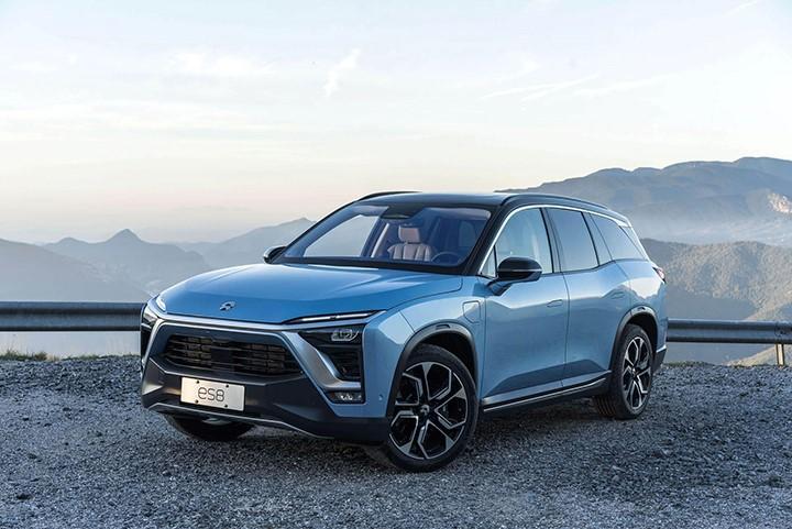 又一豪华中大型电动SUV上市,可媲美蔚来ES8?