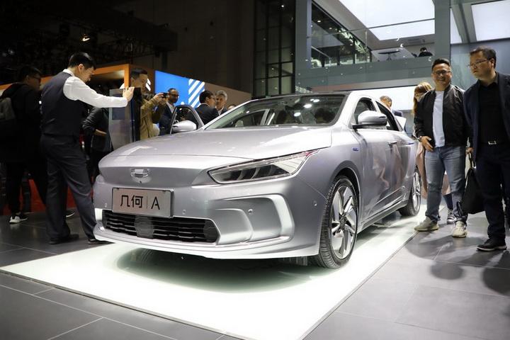 上海车展,新车,传祺GA6,荣威i5 GL,几何A