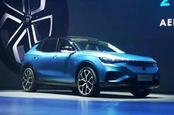 对标蔚来ES6,36万起的豪华电动中型SUV天际ME7接受预定