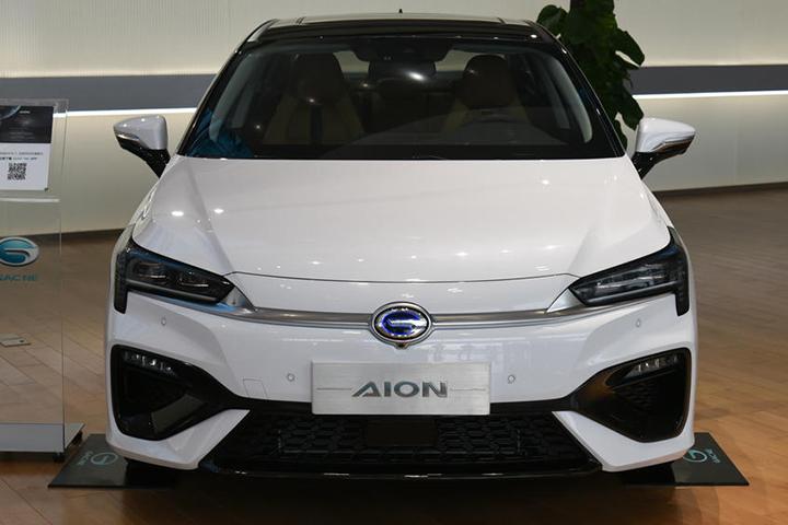 广汽新能源Aion S 或将于4月27日上市,预售价14万起