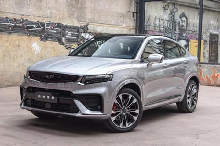 国产轿跑SUV,吉利星越PHEV 5月中旬上市