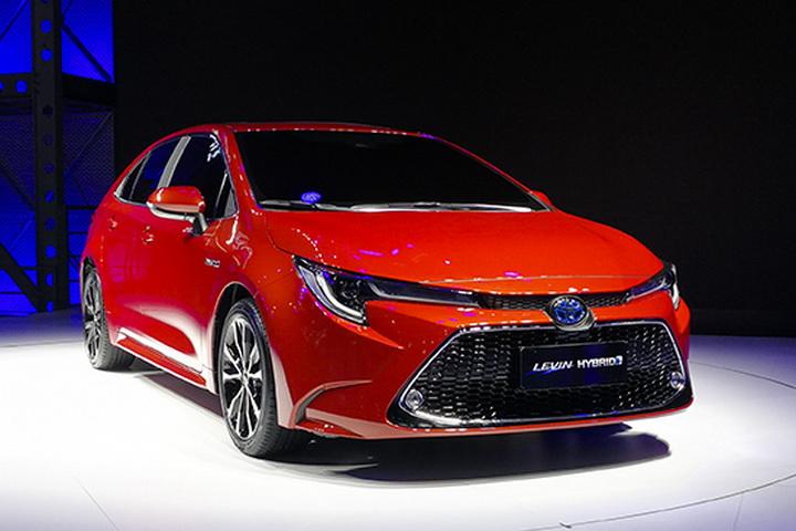 预售价13.48万起,新一代丰田雷凌5月20号正式上市