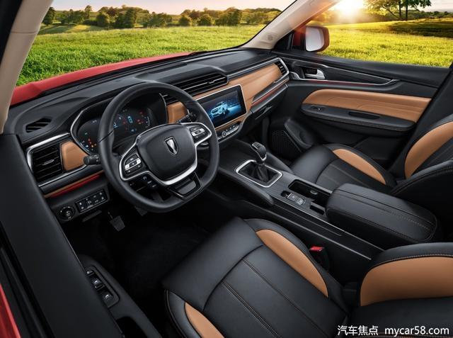 """售7.59万-10.29万元 """"真7座""""SUV观境上市"""