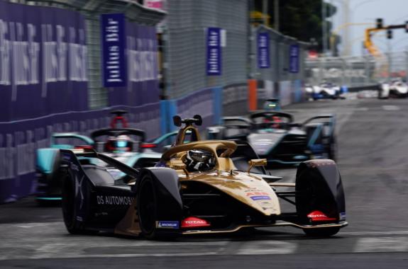 Formula E巴黎站投票启动,DS钛麒车队主场势在必得