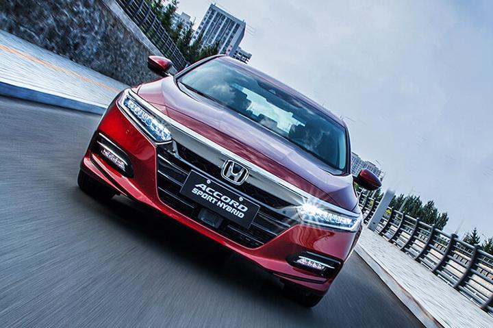 本田4月在华销量125407辆,创历年4月最佳