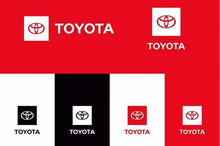 """丰田公布全新Logo,""""牛头标""""更年轻、扁平化"""