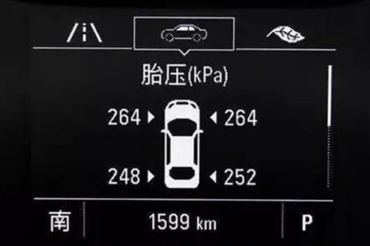 夏天防止汽车爆胎 你的爱车有胎压监测吗
