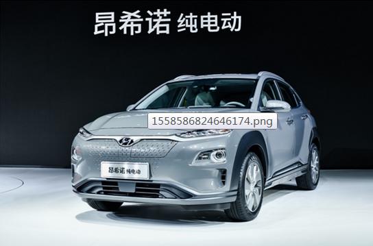 首款纯电动SUV亮相西南,北京现代携合资新能源最强阵出击