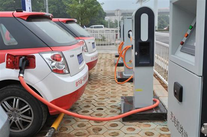 广州新能源汽车,充电桩