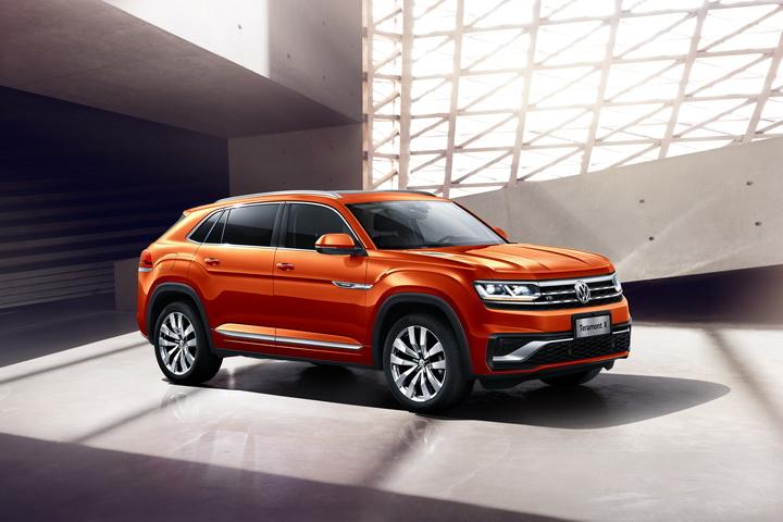 入门车型即可享受旗舰品质,大众途昂X 5月28号云南上市