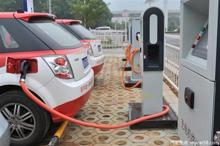 低于预期 广州新能源汽车与充电桩比例为4:1