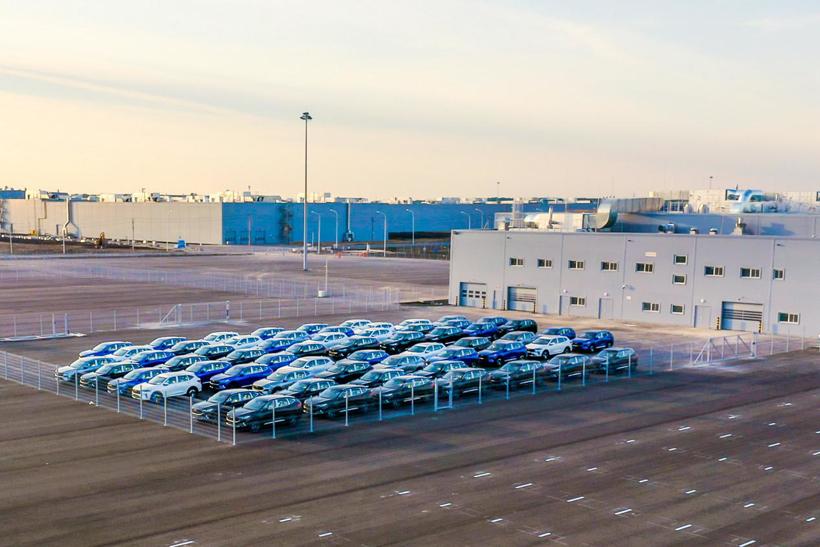 长城汽车,长城汽车,俄罗斯图拉工厂,哈弗F7