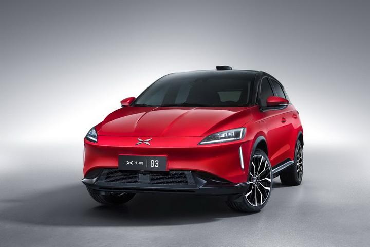 小鹏G3,新势力,新能源,纯电动,SUV,国产,小鹏汽车