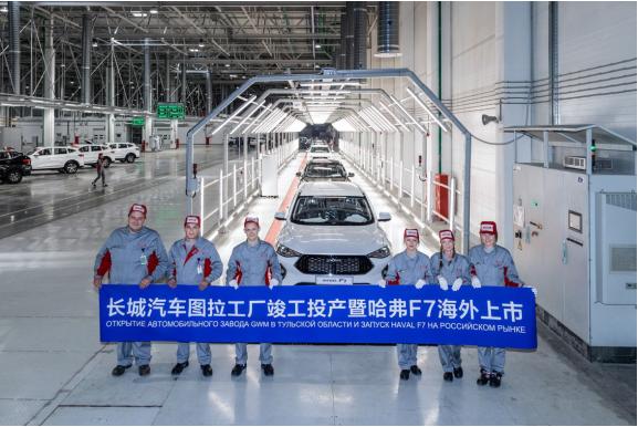 """长城汽车1-5月销量同比大增5.11%  用行动打破市场""""坚冰"""""""