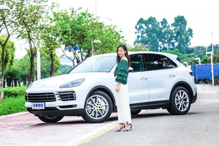 你了解你的Dream Car吗?体验保时捷卡宴S