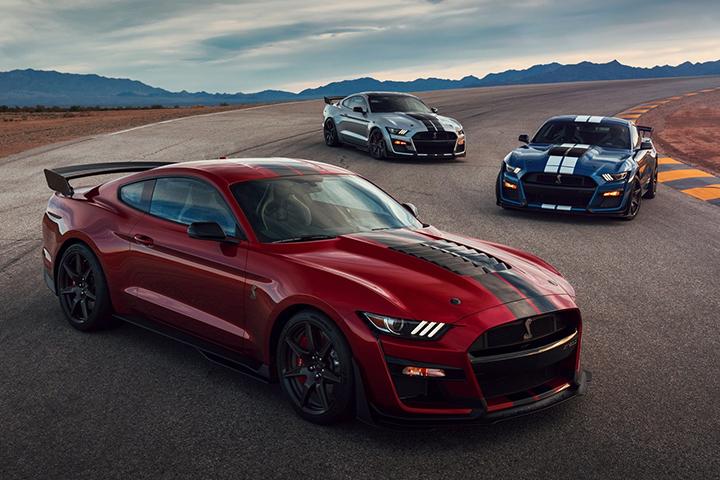 福特,Mustang,Shelby,GT500,新车,北美车展