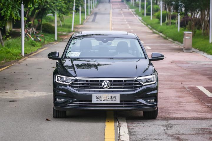 大众,一汽-大众,速腾,全新一代速腾,试驾,紧凑型,轿车,A+级轿车