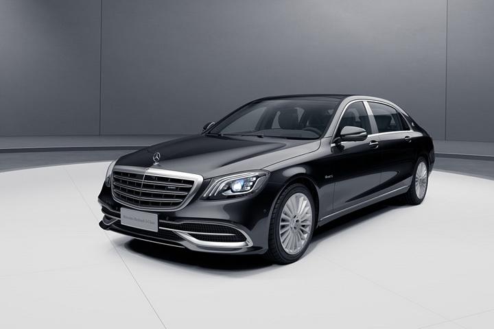梅赛德斯-迈巴赫S级调价,最高涨幅10万元