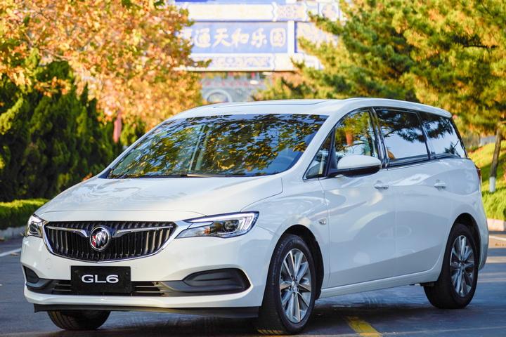 MPV车型,上汽通用,别克GL6,十佳发动机,节能车,油耗低,最安全MPV车型