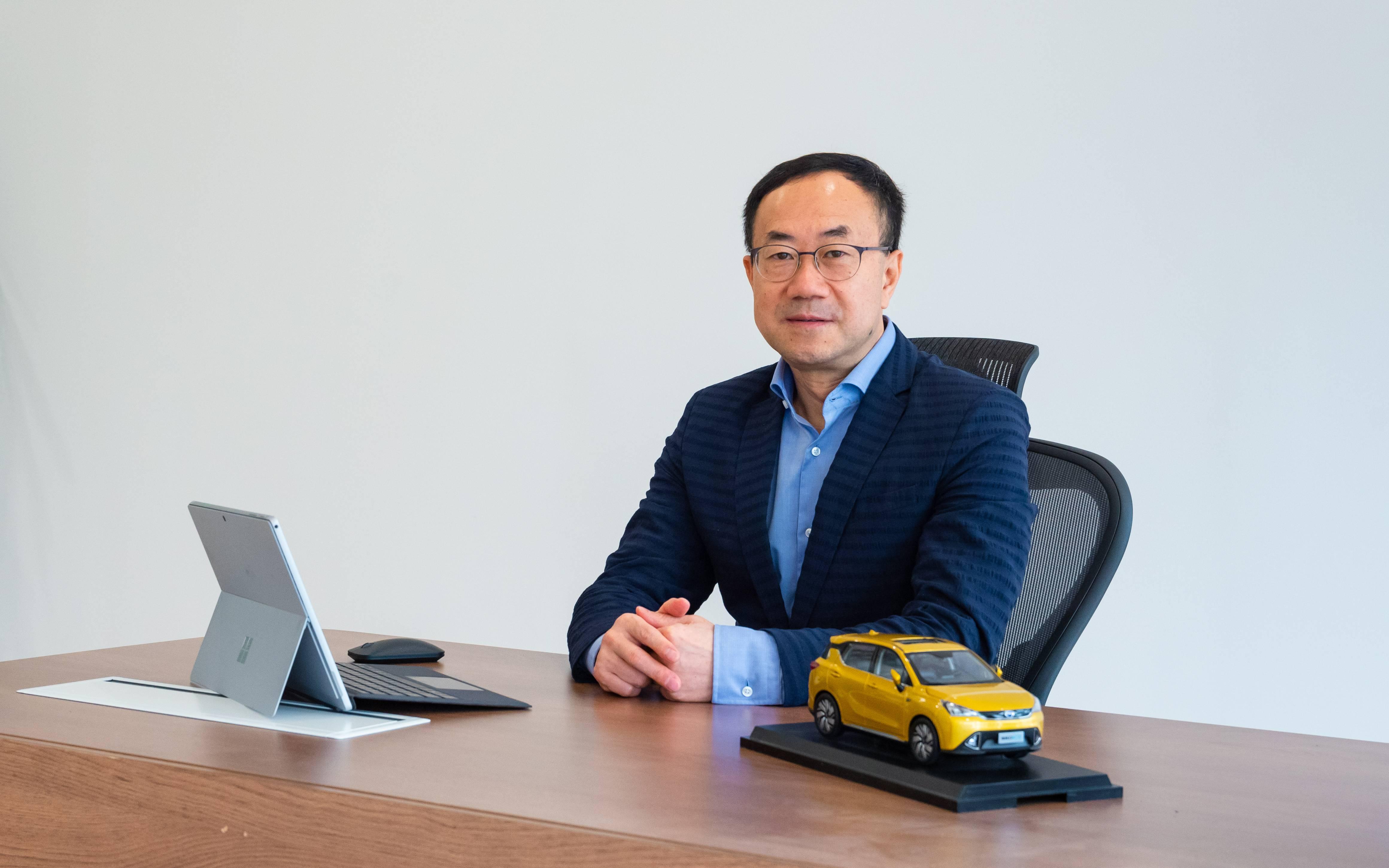 徐育林:广汽汇理汽车金融累计零售合同数突破150万单