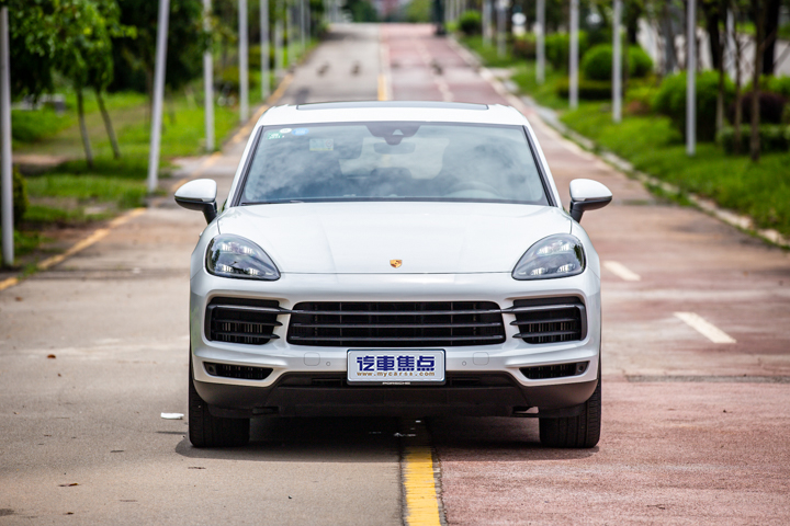 中国最好卖的百万级SUV?试驾保时捷Cayenne S 2.9T