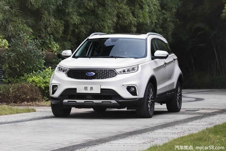 SUV,合资,1.5T,动力,设计