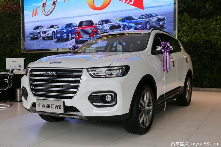 6月汽车销量榜:H6退居亚军,合资品牌增长明显