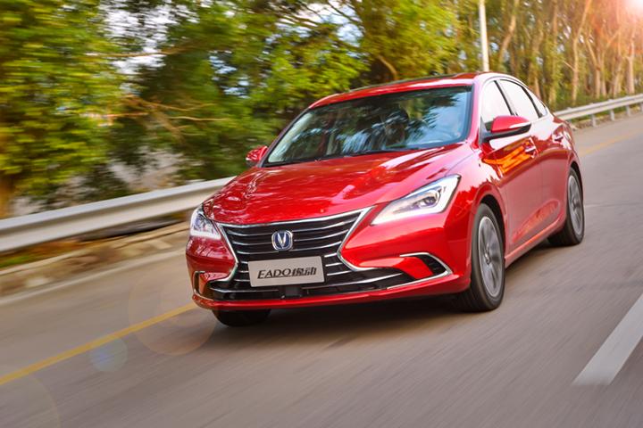 长安汽车6月销量增长18.9%,四款车型月销过万!