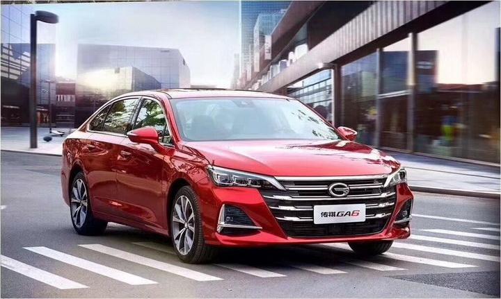 贯穿式仪表 广汽传祺GA6将7月20日开启预售