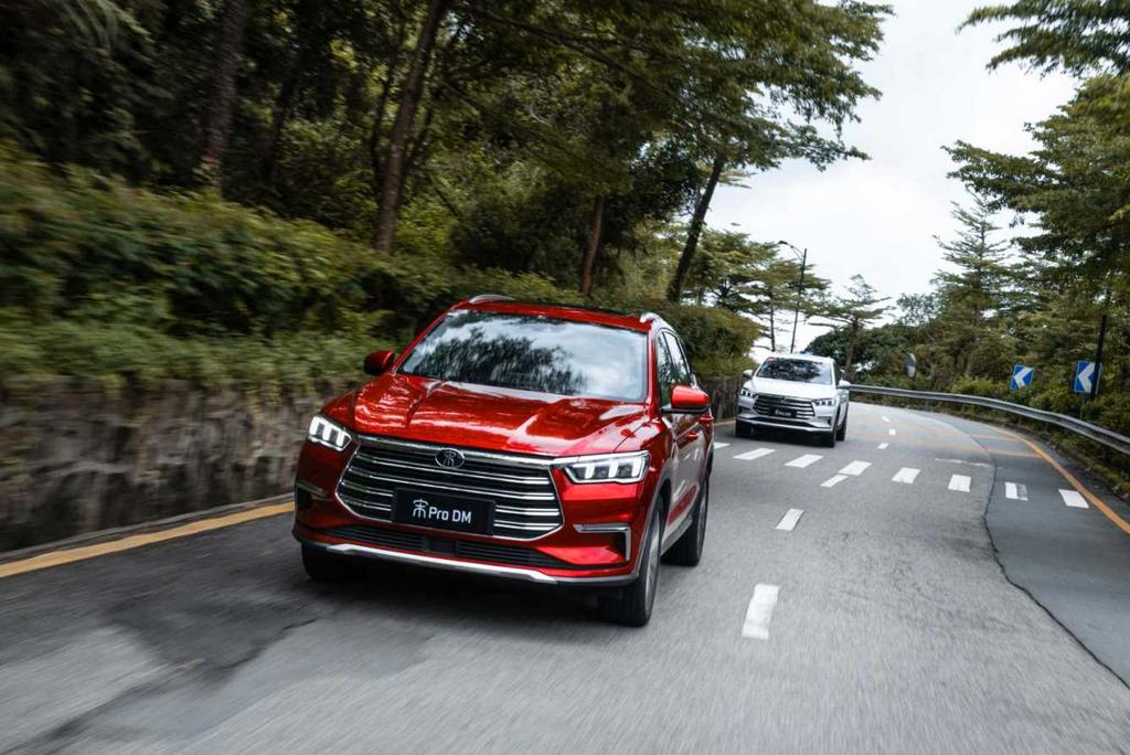 A+级SUV性能节能新标杆!宋Pro DM售价16.98万元起