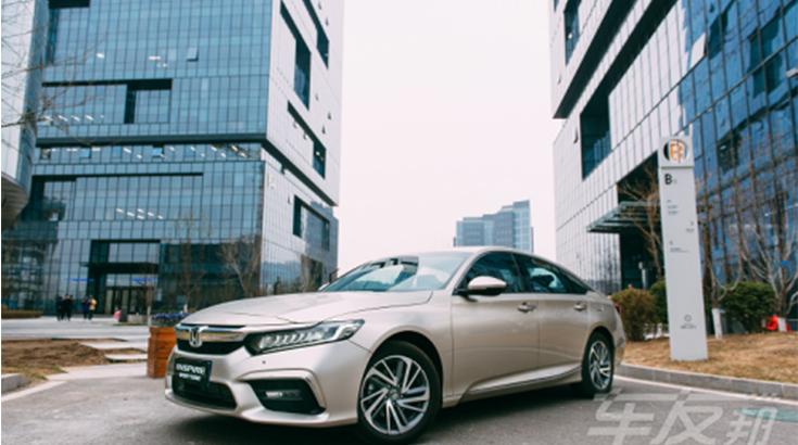 全系满足国六排放 东风Honda INSPIRE引领节能减排轻生活