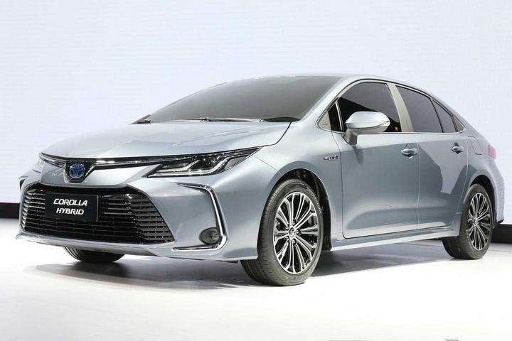 油耗更低,全新丰田卡罗拉预售12.00-14.50万元