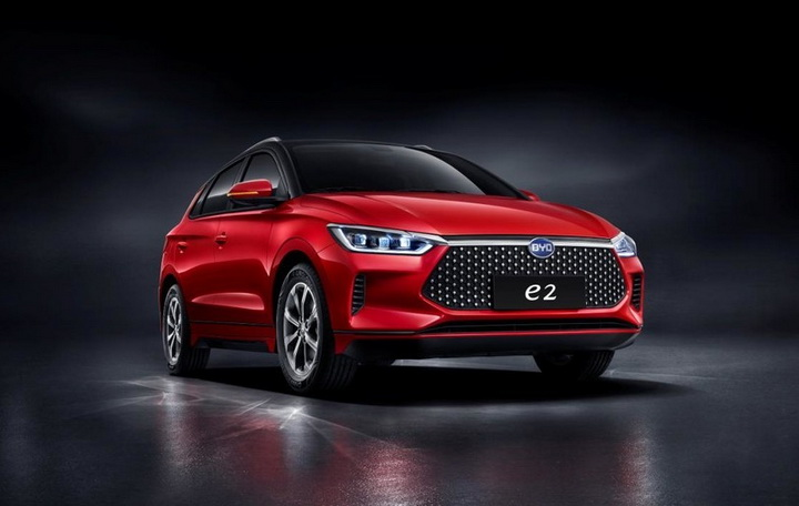 比亞迪,e2,電動,新能源,新車