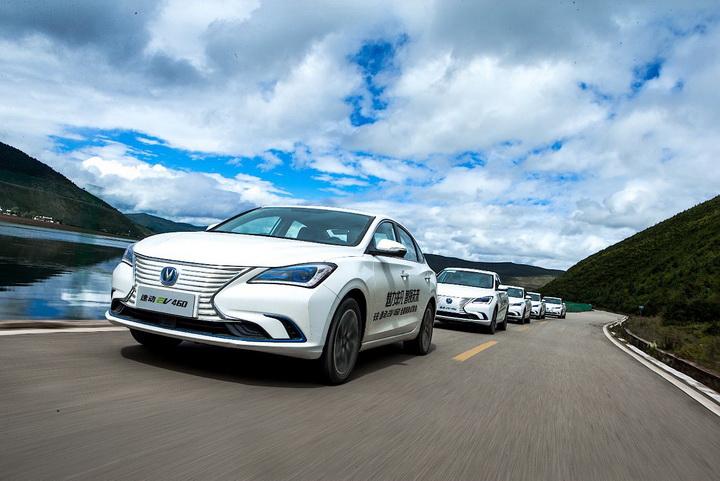 長安,逸動EV,新能源,轎車,銷量,國產