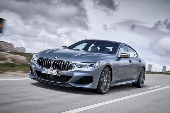 更多造型更多配置选择,新一代BMW 8系将于9月4日上市