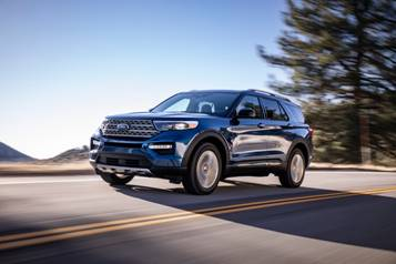 韩泰轮胎将为 2020 款福特探险者提供原厂配套